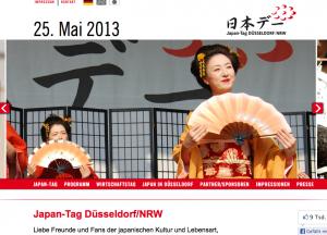 Heute feiert Düsseldorf Japantag / Foto: Screenshot von
