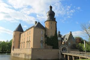 Wasserburg Gemen: Mit charakteristischer Turmhaube