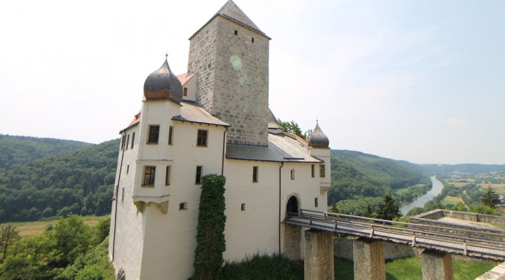 Burg Prunn Aussicht