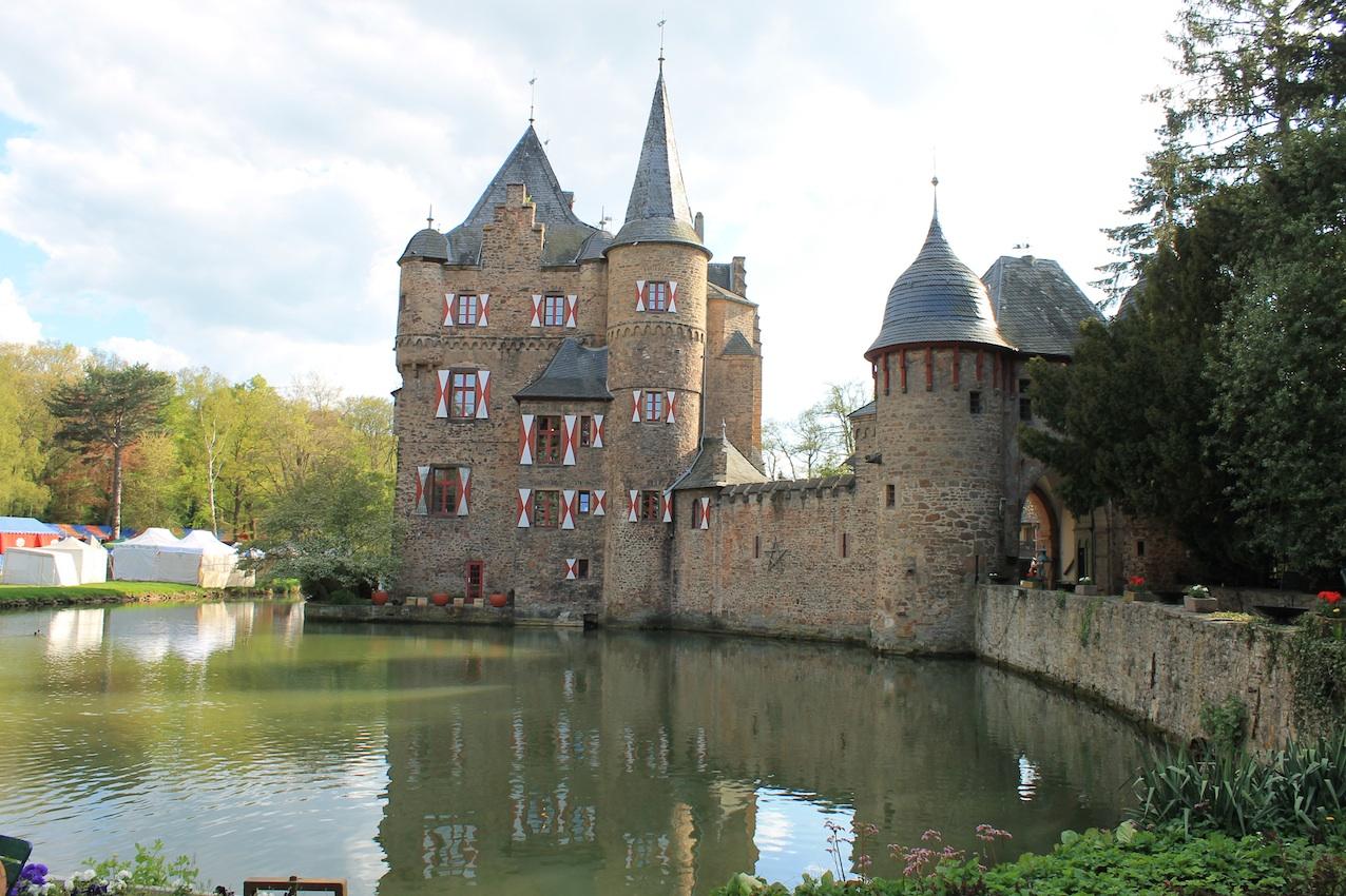 Die schönsten Burgen und Schlösser in NRW