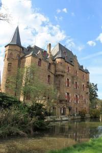 Burg Satzvey: Das Haupthaus