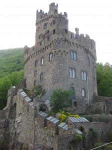 Burg Sooneck am Mittelrhein