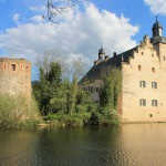 Wasserburg Veynau: Die stärkste Festung am Eifelrand