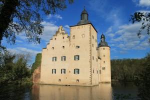Das Herrenhaus wurde im 18. Jahrhundert wieder aufgebaut