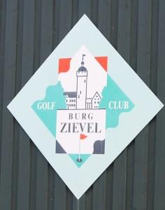Wappen des Golfclubs