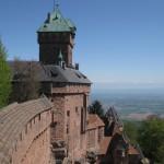 Haut-Koenigsbourg: Kaiser Wilhelms Hochkönigsburg