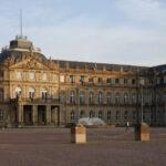 Neues Schloss Stuttgart: Finanzbeamte residieren unter Kronleuchtern