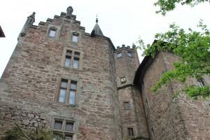 Palas von Schloss Berlepsch