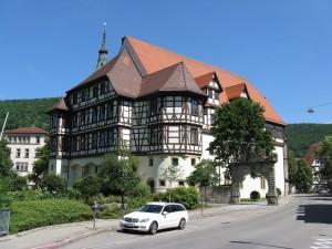 Das ehemalige Residenzschloss Urach / Foto: Wikipedia/Misburg3014