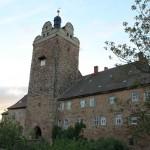 Burg und Schloss Allstedt: Wo Thomas Müntzer die Neuzeit herbeipredigte