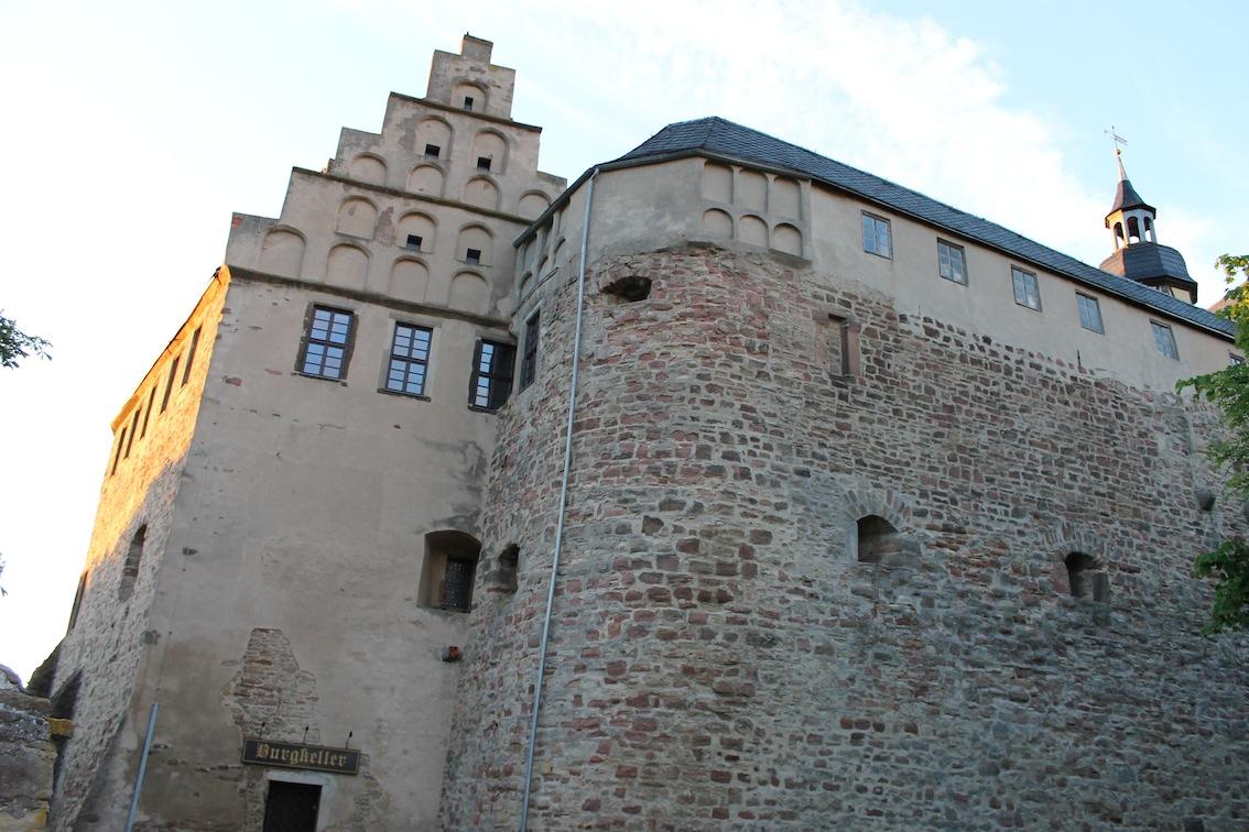 Schloss Allstedt präsentiert sich immer noch wehrhaft