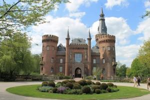 Schloss Moyland bei Bedburg-Hau - heute ein bekanntes Museum / Foto: Burgerbe.de