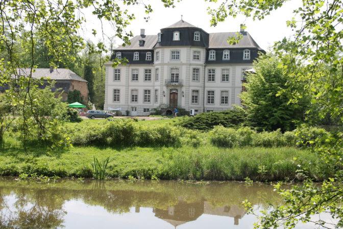 Schloss Türnich / Fotos: Burgerbe.de