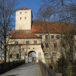 Sanierung von Schloss Friedberg startet endlich
