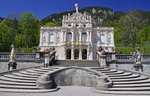 Schloss Linderhof / Foto: Wikipedia/Guido Radig