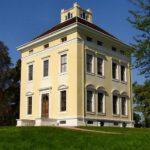 Dessau-Wörlitzer Gartenreich übersteht Elbe-Hochwasser / Schloss Luisium beschädigt