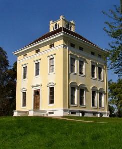 Das Schloss Luisium im Wörlitzer Gartenreich / Foto: Wikipedia/Doris Antony