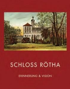 """Das Buch """"Schloss Rötha: Erinnerung & Vision"""" ist erschienen / Bild: Amazon"""