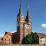 Nach Deichbruch in der Altmark: Hochwasser bedroht Klosterstadt Jerichow