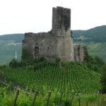 Burg Landshut: Erbaut auf Resten eines Römerkastells