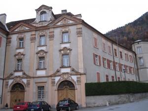 Das bischöfliche Schloss im schweizerischen Chur / Foto: Wikipedia/Xenos