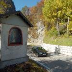 Sapotnitza in Kärnten: Österreichs letzte Grenzfestung