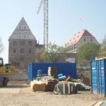 """Schloss Grimma: """"Sachsens Geburtshaus"""" stand unter Wasser"""