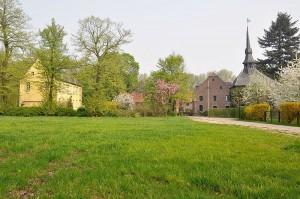 Traar ist ein ländlich geprägter nördlicher Stadtteil von Krefeld - hier: Haus Traar / Foto: Wikipedia/Mgweb