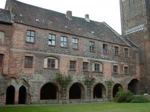 Der Kreuzgang von Kloster Jerichow / Foto: Wikipedia/Ingo2802