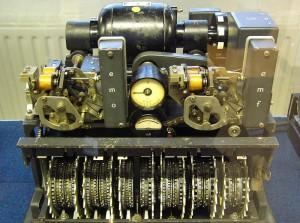 Eine Lorenz-Schlüsselmaschine / Foto: Wikipedia/Matt Crypto