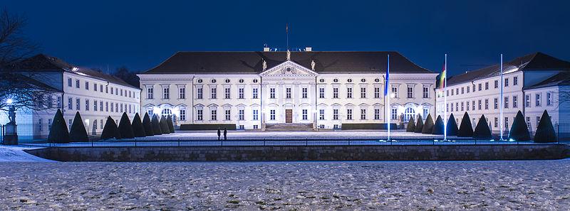 Schloss Bellvue bei Nacht / Foto: Wikipedia/Avda