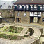 Schloss Broich: Eingemauerte Zeitkapsel gefunden