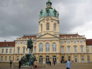 Auf Schloss Charlottenburg ist Obama zum Abendessen eingeladen / Foto: Wikipedia/GFDL / cc-by-sa 3.0