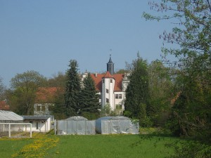 Schloss Podelwitz in Colditz an der Mulde / Foto: Wikipedia Z. Thomas