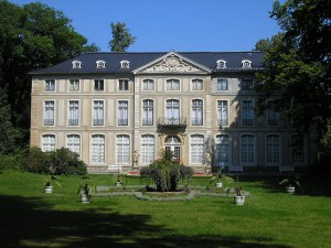 Das Sommerpalais von Schloss Greiz vor der Flutkatastrophe / Foto: Wikipedia/Michael Sander