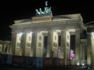 Ziel von Obamas Berlin-Besuch: Das Brandenburger Tor