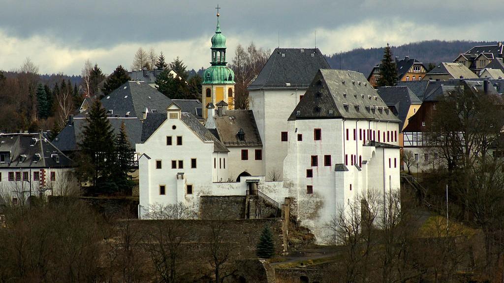Schloss Wolkenstein / Foto: Botulph / CC-BY-SA 3.0