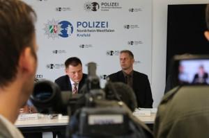 Oberstaatsanwalt Axel Stahl erklärt neue Erkenntnisse der Behörden