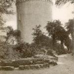 Schloss Coucy: Mächtigster Burgturm Europas wurde 1917 gesprengt