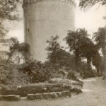 Coucy: Mächtigster Burgturm Europas, gesprengt im Ersten Weltkrieg