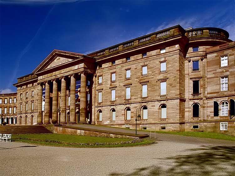 Schloss Wilhelmshöhe / Foto: Wikipedia/MalteRuhnke