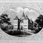 Pavillon soll an von der DDR gesprengtes Schloss Rötha erinnern