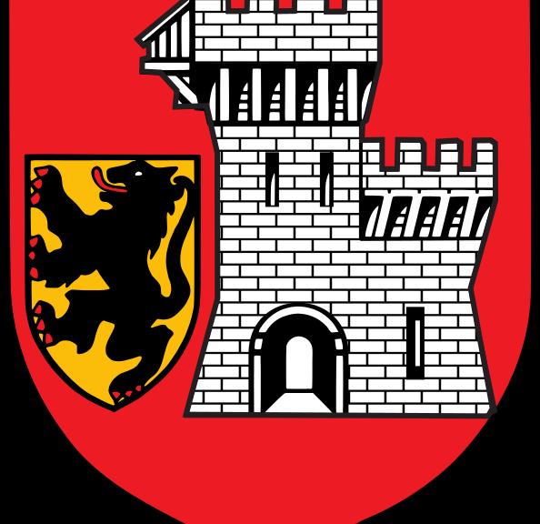 Das Wappen der Stadt Grevenbroich / gemeinfrei