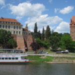Schlossstadt Tangermünde kämpfte gegen das Hochwasser