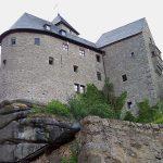 Burg Falkenberg ist saniert – und barrierefrei