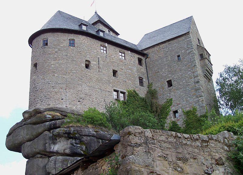Burg Falkenberg in der Oberpfalz / Foto: Wikipedia/Urmelbeauftragter Lizenz: CC-BY-SA-3.0,2.5,2.0,1.0