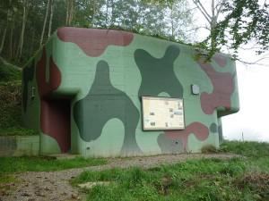 Ein Festungswerk in Ebersberg / Foto: Wikipedia/Paebi Lizenz: CC-BY-SA-3.0