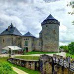 Chateau Malbrouck: Ärger um deutsche Windräder