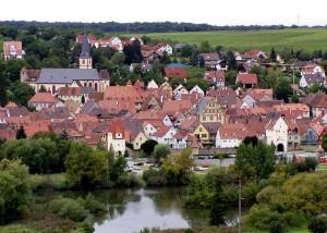 Das beschauliche Sulzfeld am Main / Foto: Wikipedia