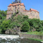 Graf Lehndorffs eingemauerter Schatz auf Burg Kriebstein